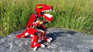 Det har alltid varit svårt att bygga djur i LEGO men i några av de senaste Creatorseten har man lyckats!