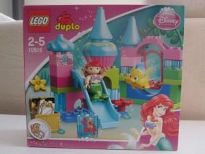 Nytt fräscht set med prinsessan Ariel