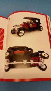 Några av bokens fantastiska bilar