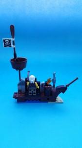 Piratens tillhåll