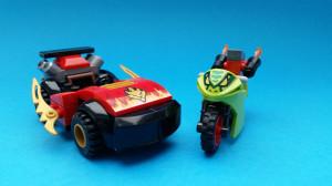 Bil och båge