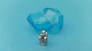 I LEGO:s nya tema Arctic ska man knacka fram silver ur isen.