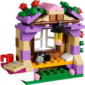 Ett hus på berget...