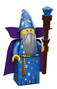 - Du kan kalla mig Gandalf Blå!