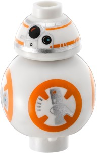BB-8, den unga generationens R2-D2...
