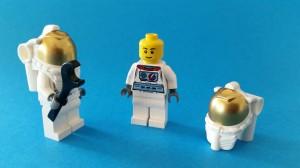 Herr och fru Astronaut