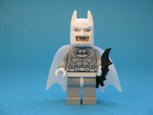 En riktigt lyckad Batman!