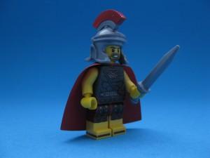 Den barske centurionen