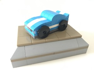 Das Auto...