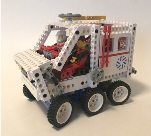 8660: Arctic Rescue Unit