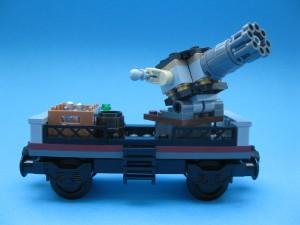 Påse 4: Kulsprutevagnen