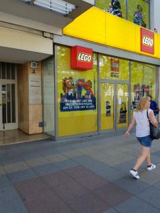 LEGO-store Berlin