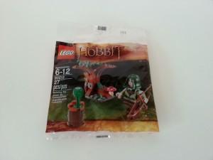 Mirkwood Elf Guard - LEGO:s bästa påse hittills!