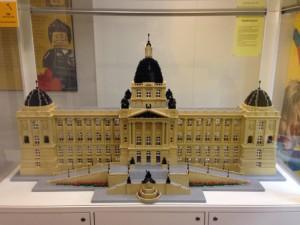 Nationalmuseet i Prag, fast i Lego, men fortfarande i Prag...