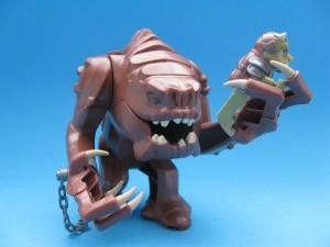 Ett mäktigt LEGO-monster!!
