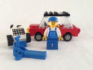 Rickard, här utan sina bröder Louis (som är på husvagnssemester) och Pär (som kör racing)