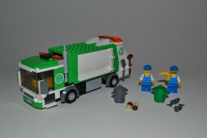 Lego sopbil