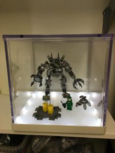 Synas i mitt tända LEGO-rum