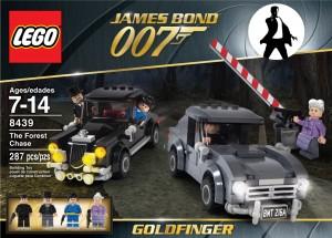 Agent 007: Med rätt att bygga!!!