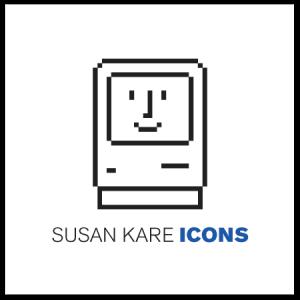 Ikonsk bok om ikoniska ikoner